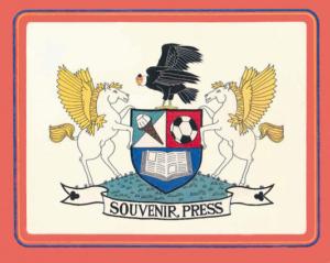 Souvenir Press old logo